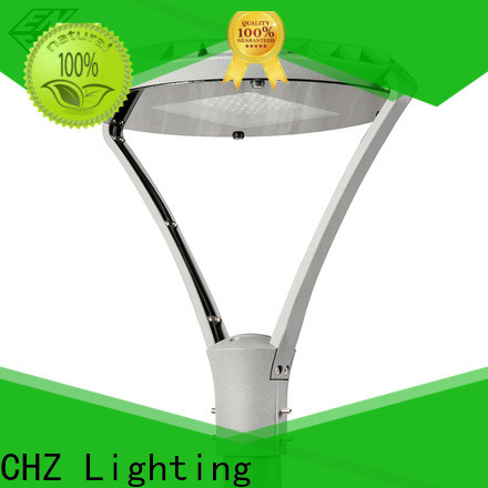 CHZ led garden lighting suppliers for parking lots