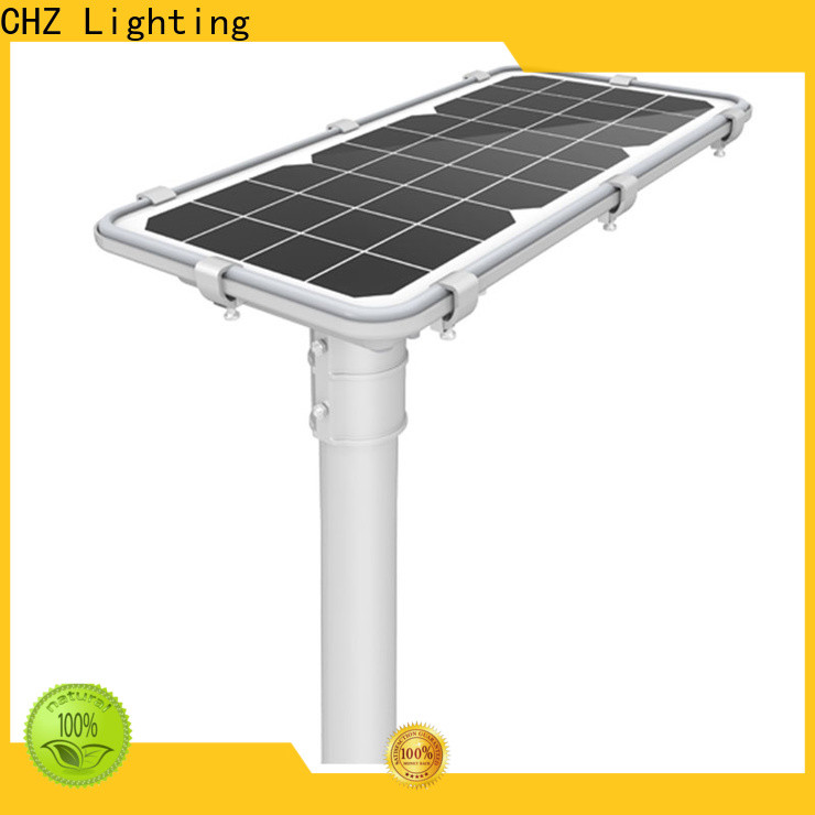 practical integrated solar light with good price for park road