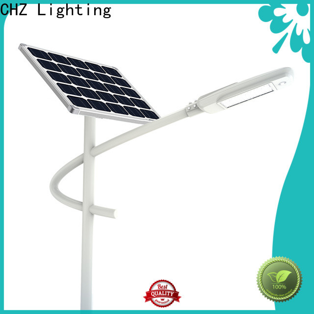 high-quality solar street light fixtures factory for promotion