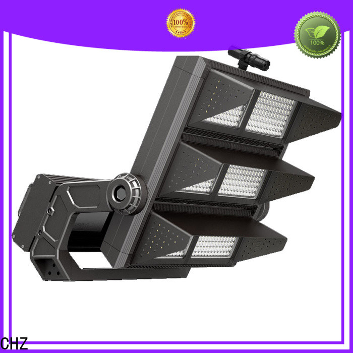 CHZ hot selling high quality led flood lights with good price for outdoor sports arenas