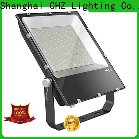CHZ rohs approved led flood light fixtures directly sale for shopping malls