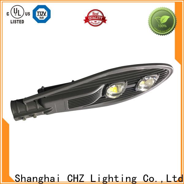 worldwide street lighting fixture supplier for parking lots