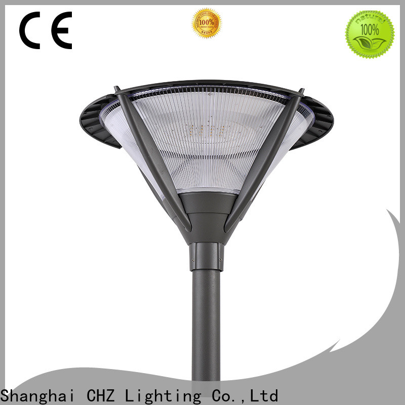 CHZ popular outdoor led yard lights factory for gardens