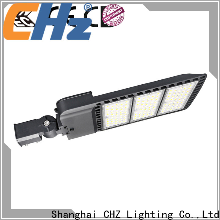 CHZ professional smart street lighting directly sale for street