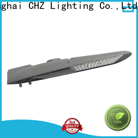CHZ ENEC approved led street lamp factory direct supply for park road