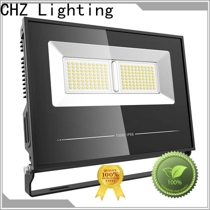 CHZ outside flood lights factory direct supply for building facade and public corridor