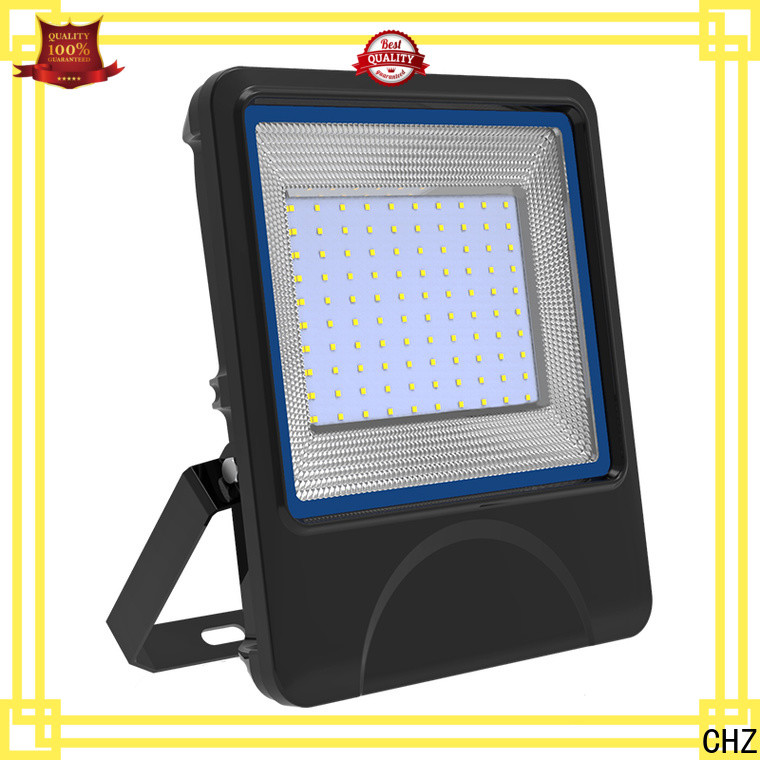 CHZ led floodlights company for lighting project