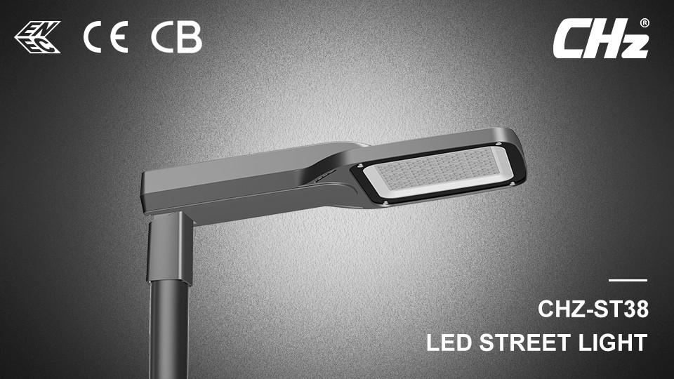 Fornecedor de luz de rua LED na China melhor preço chz-st38