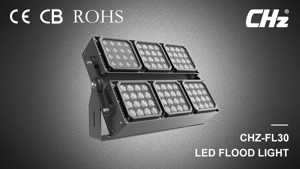Profissional RGB levou luzes de inundação vendendo ChZ-FL30 Fabricantes