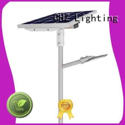 CHZ led street light solar powered suppliers bulk production