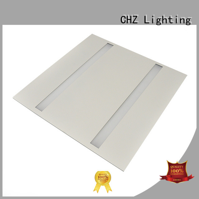 CHZ ENEC approved led panel lamp series for clothing stores