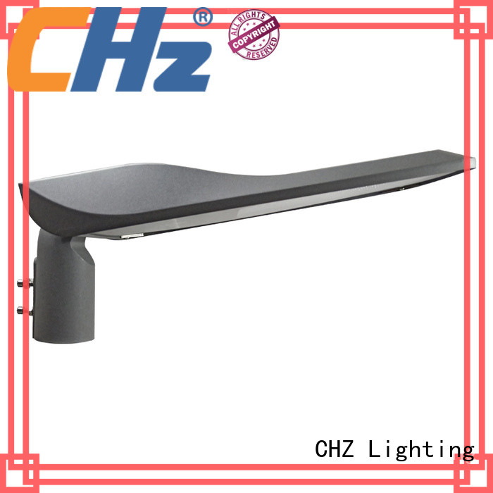 CHZ led street light fixtures factory direct supply for promotion