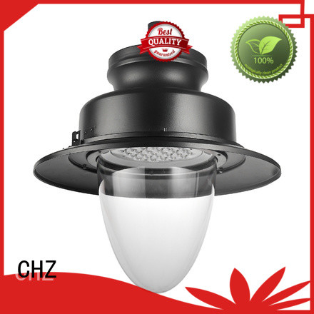 CHZ top led landscape lighting custom design plazas