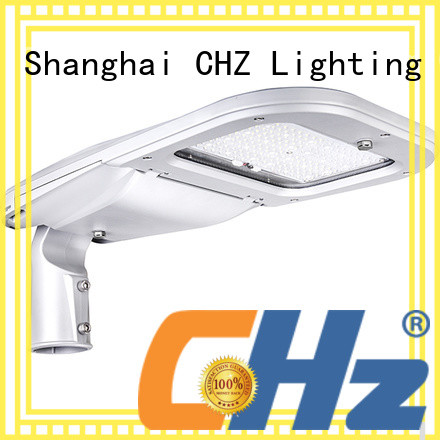 CHZ high quality led road light factory price park road