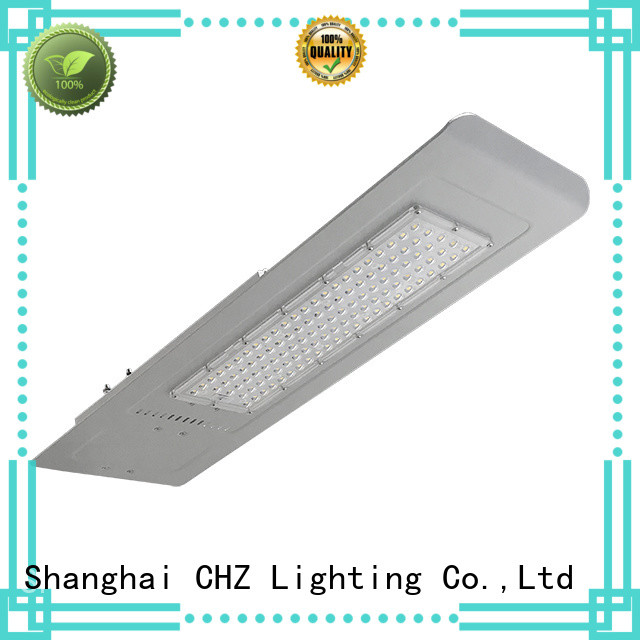 CHZ efficiency led street light fixture custom design highway
