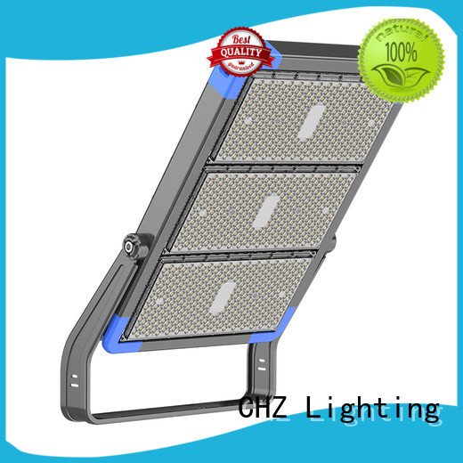 CHZ led sports lighting supplier for stadiums
