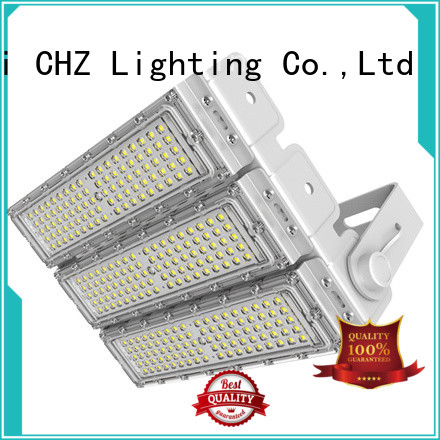 CHZ led floodlight products for playground