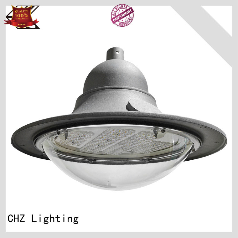 CHZ high quality led yard lights with good price for residential areas
