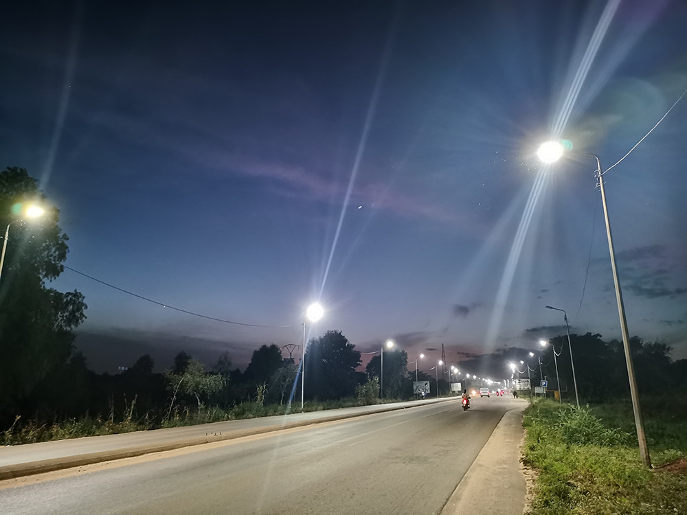 CHZ street lights illuminate the land of West Africa