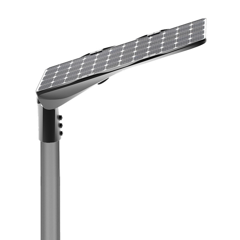 Solar panel street lighting high quality best price 20w 30w 40w 50w intergrated all in one solar led street light CHZ-IST9