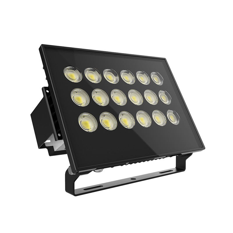 Flood lighting CHZ-FL36 led reflector / lens IC flood light fixtures 30-200w