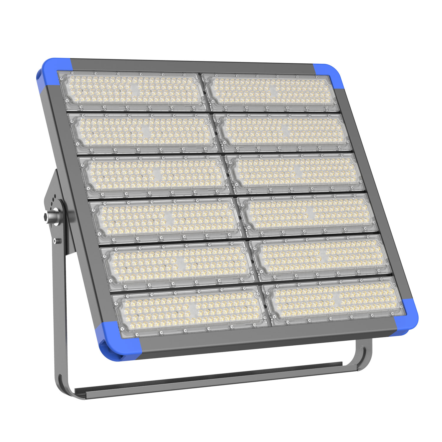 CHZ top selling led high mast lights series used in golf courses-1