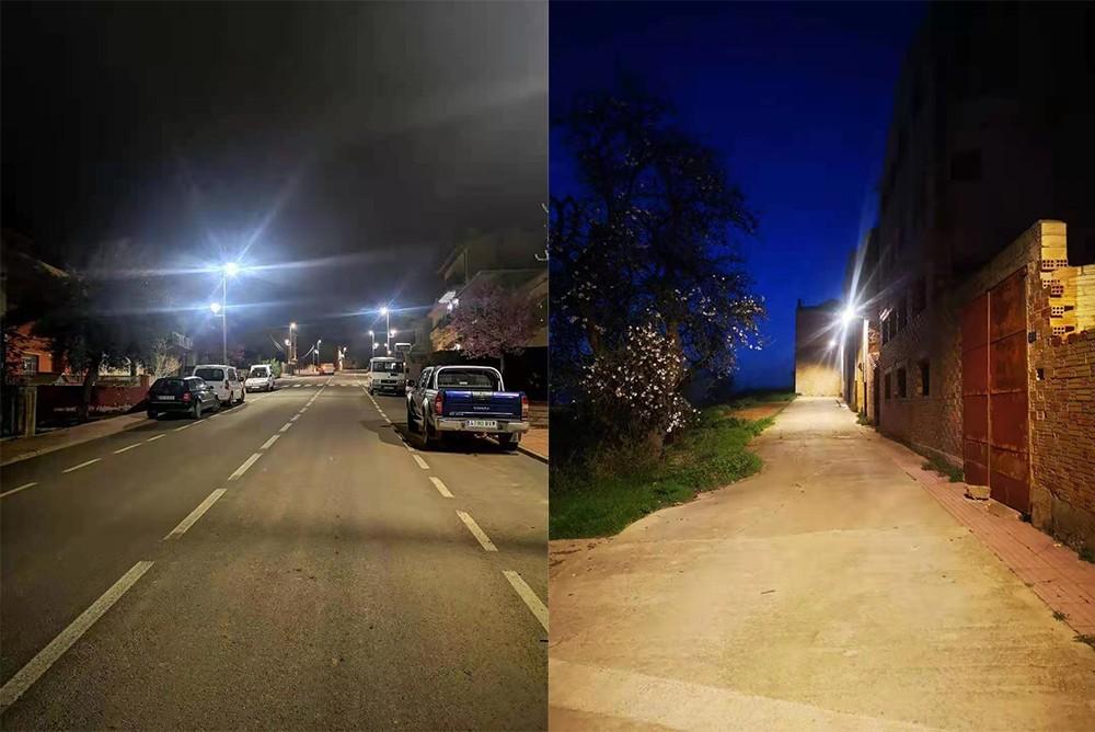 street lamp lighting