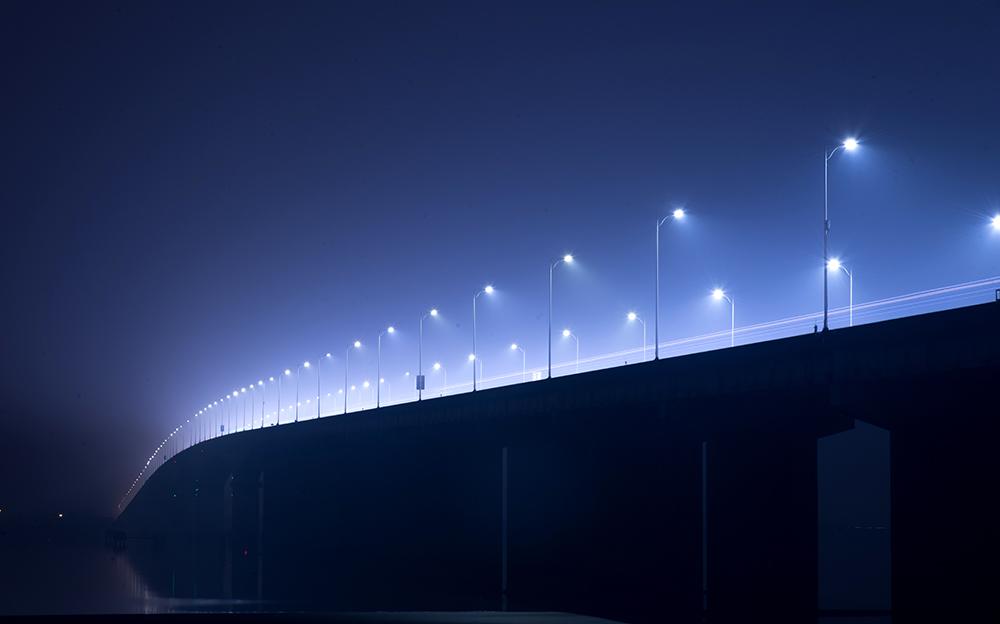 chz led street lightings