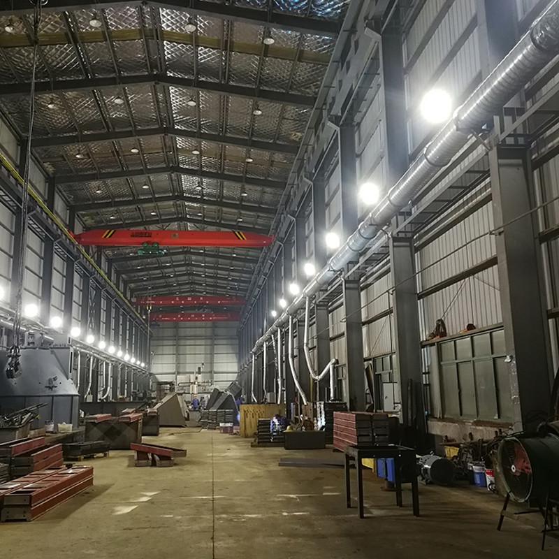Renovação de iluminação para Shanghai Jianfeng completou com sucesso