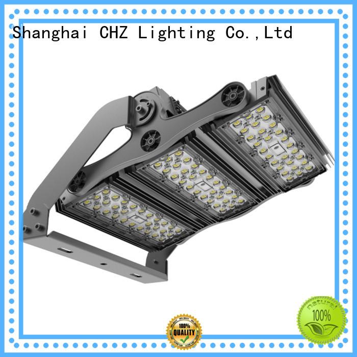 CHZ best value led stadium floodlights factory direct supply for warehouse