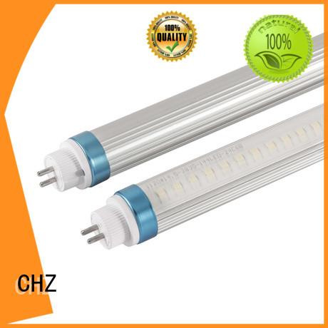 CHZ high-quality led tube light price list wholesale bulk production