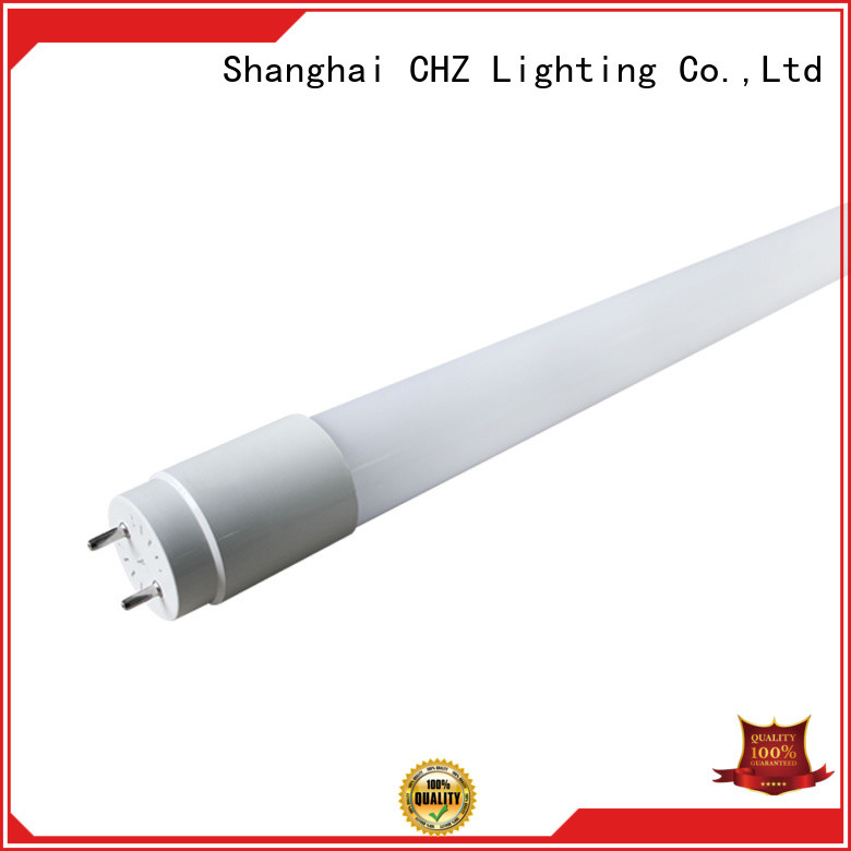 CHZ controllable led tube light price list company for underground parking lots