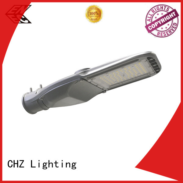 CHZ street lighting fixture series for parking lots