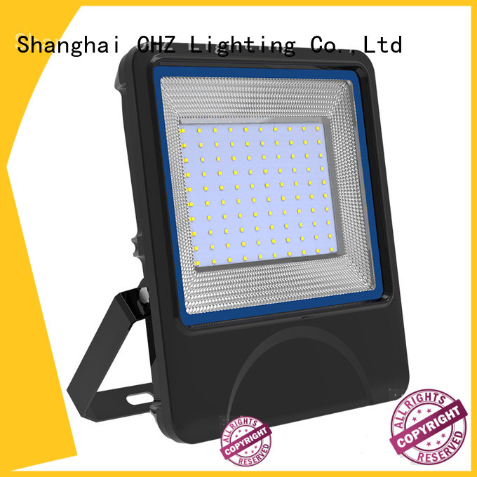 CHZ long lasting best led flood light factory direct supply for sculpture