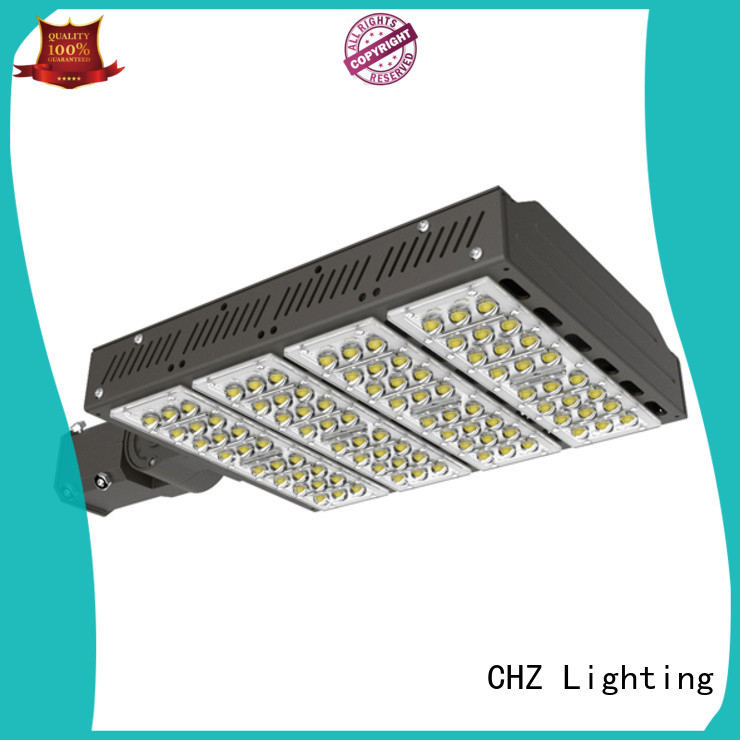 CHZ ce certificate led street lighting luminairs for sale park road