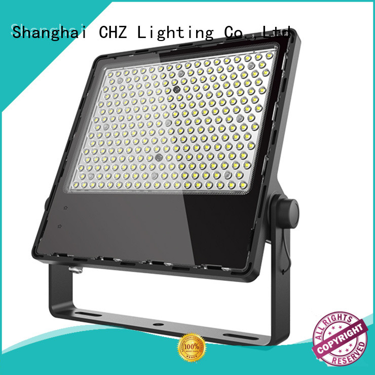 CHZ high quality best led flood light maker building facade and public corridor