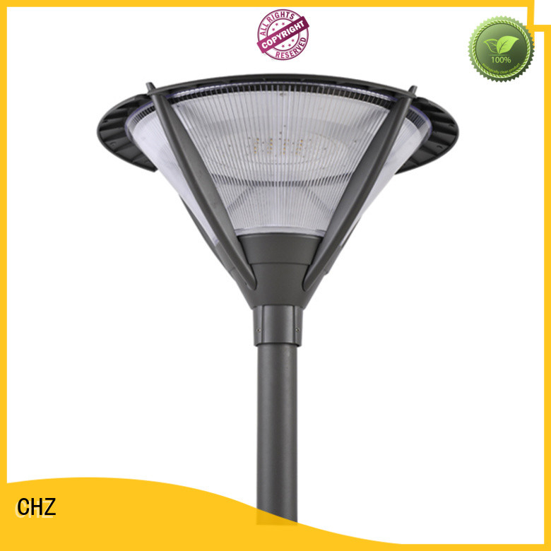 CHZ led yard lights supplier for parking lots