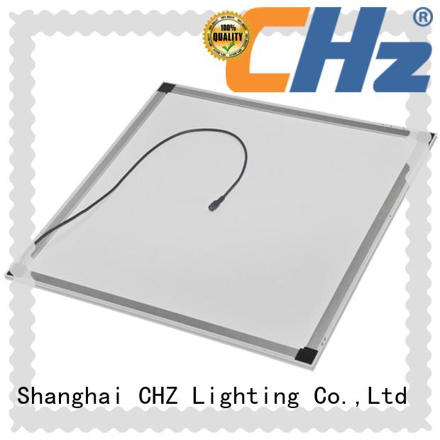 CHZ led flat panel light best supplier for hotel
