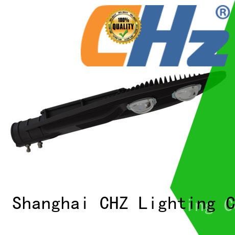 CHZ cost-effective led street lighting luminairs maker school square