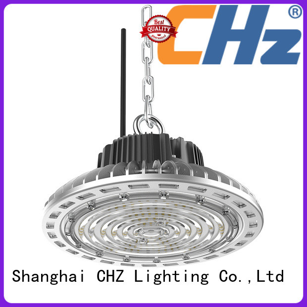 CHZ high bay led lights company for warehouses