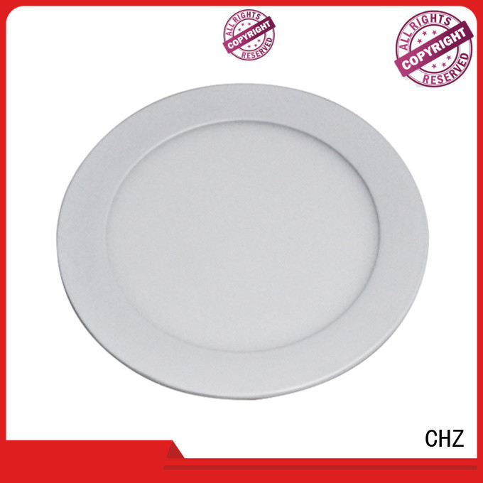 CHZ popular led panel lamp series for shopping malls