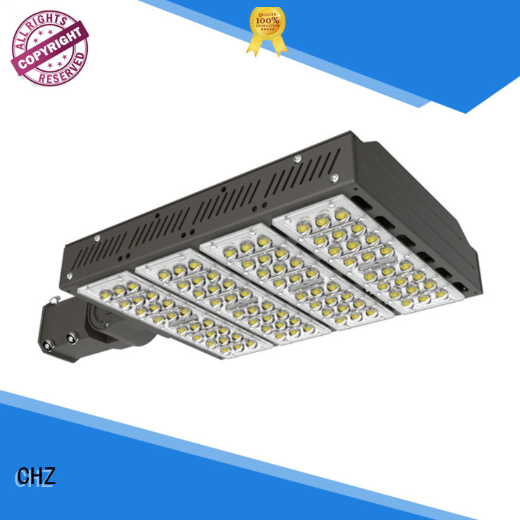 CHZ led street lighting luminairs suppliers for outdoor