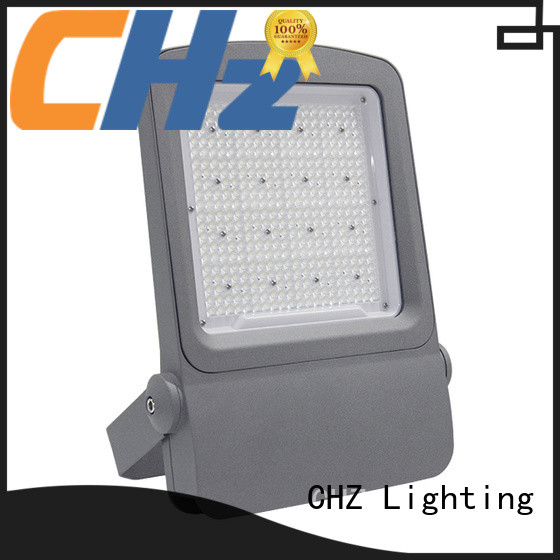 CHZ best outdoor led flood lights from China for exhibition hall