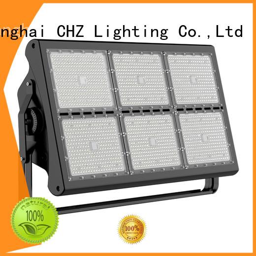 CHZ stadium light supply for roadway