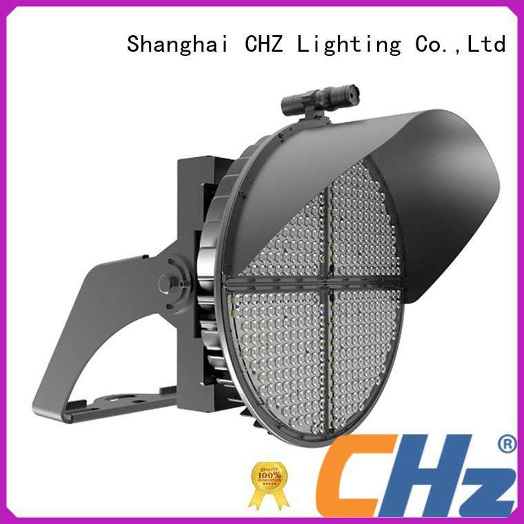 CHZ outdoor stadium lighting suppliers for parking billboards