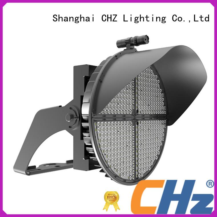 CHZ outdoor stadium lighting suppliers for parking billboards