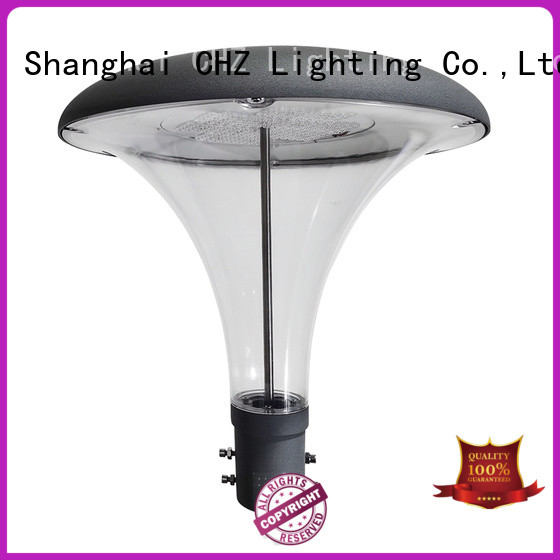 CHZ led garden lamp supplier for parking lots