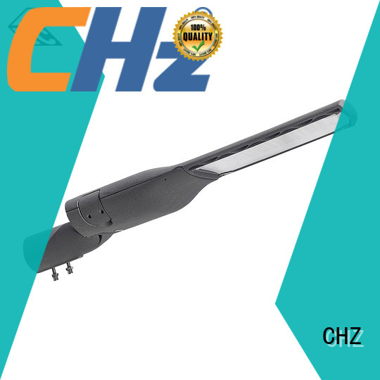CHZ led street lights vs conventional factory direct supply for yard