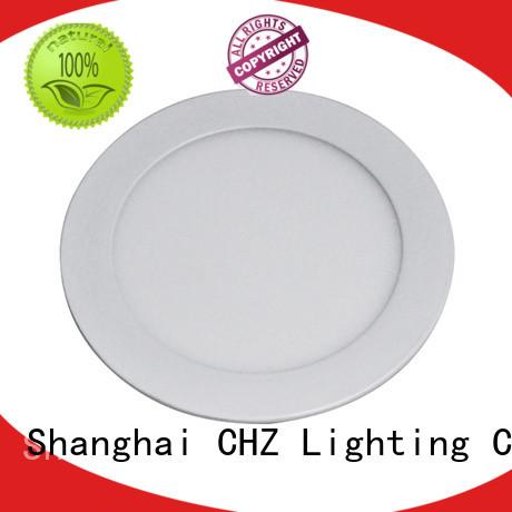 CHZ led panel lamp series for hotel