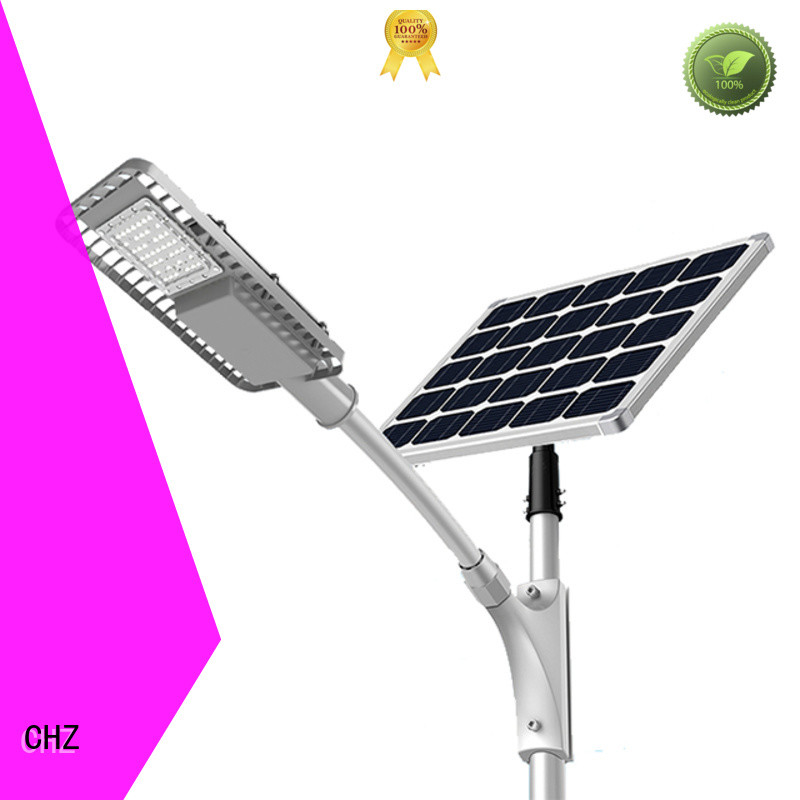 environmental friendly solar panel street light supplier mountainous